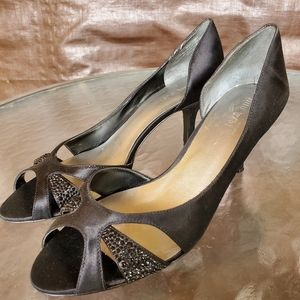 Ninewest Shoes Size 7.5 M Black